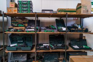 Hitachi, Bohrmaschine, Winkelschleifer, Flex, Bohrhammer, Abbruchhammer, Grasstrimmer