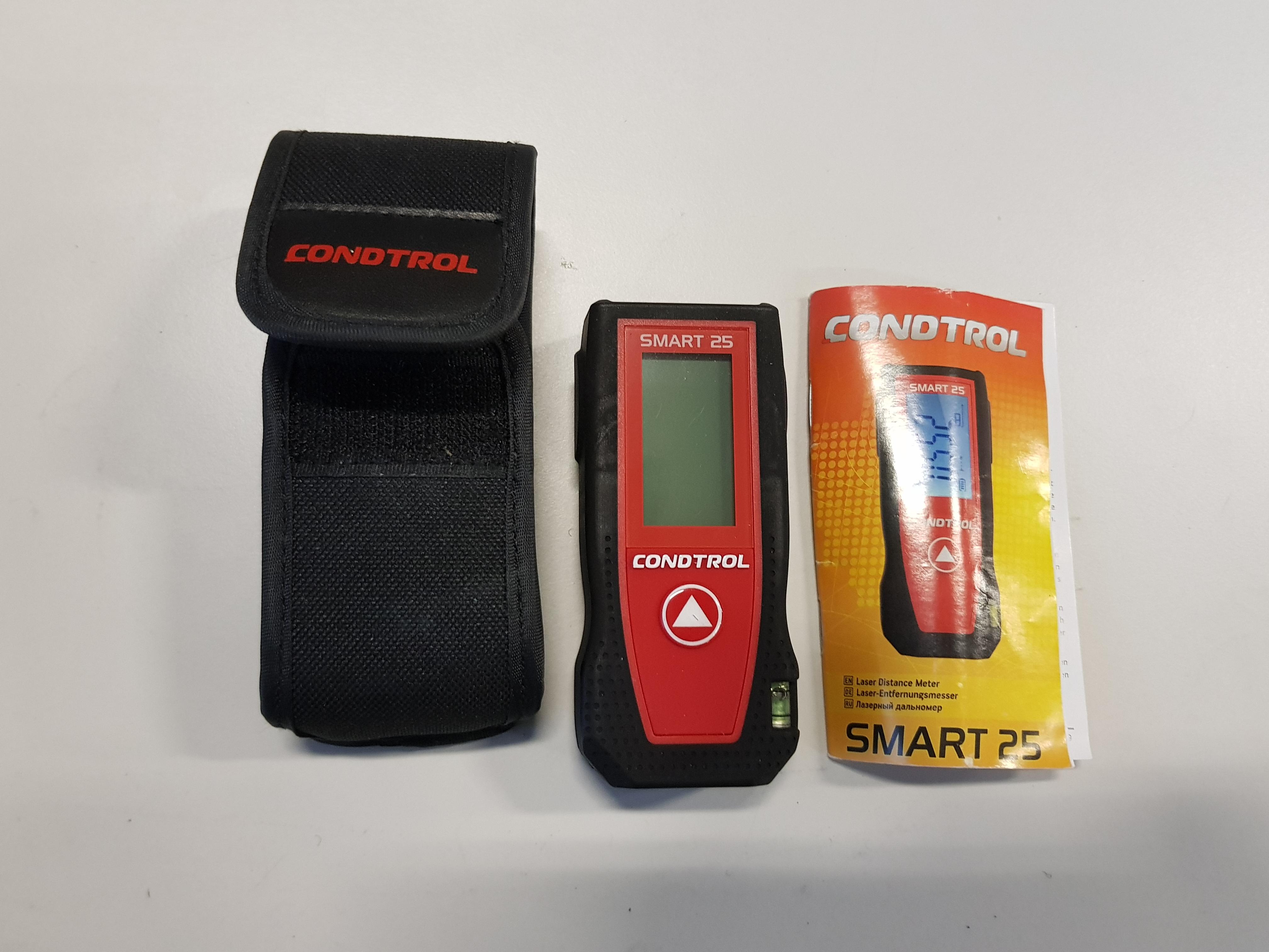Condtrol smart laser entfernungsmesser industrie restposten kurz